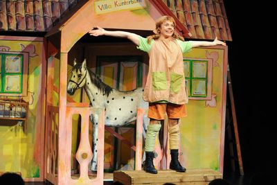 Pippi Langstrumpf (Kindertheater)